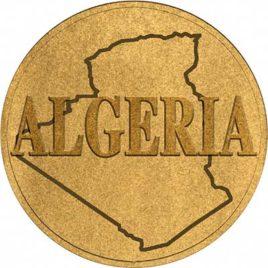 Χρυσό νόμισμα Αλγερίας