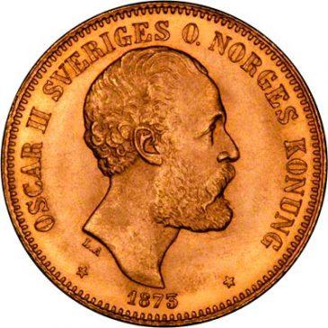 Χρυσό νόμισμα Σουηδίας