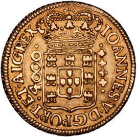 Χρυσό νόμισμα Βραζιλίας