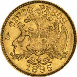 Χρυσό νόμισμα Χιλής