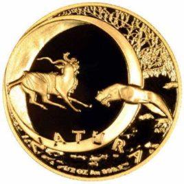 Χρυσό νόμισμα Νότιας Αφρικής