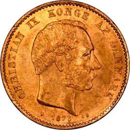 Χρυσό νόμισμα Δανίας