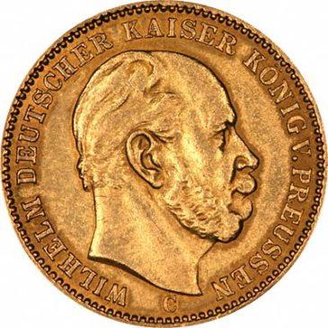 Χρυσό νόμισμα Γερμανίας