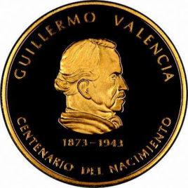 Χρυσό νόμισμα Κολομβίας