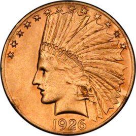 Χρυσό νόμισμα Αμερικής